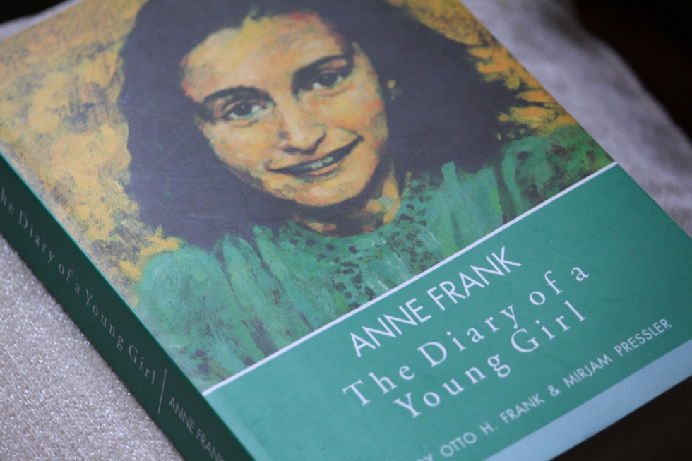 The Diary of a young girl by anne frank book review 2.JPG