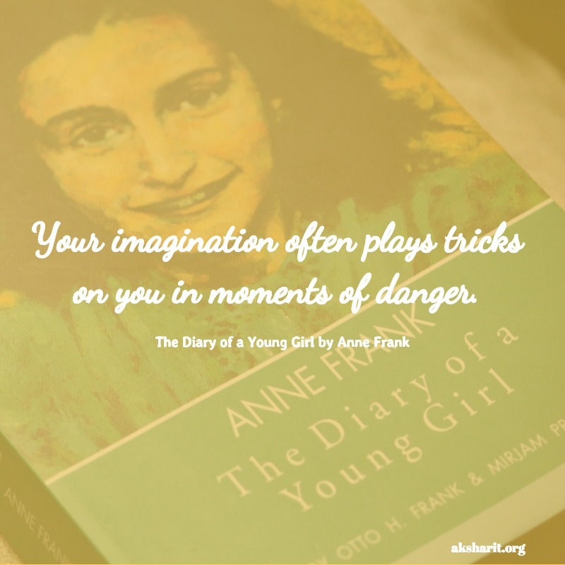 The Diary of a Young Girl by Anne Frank quotes 2