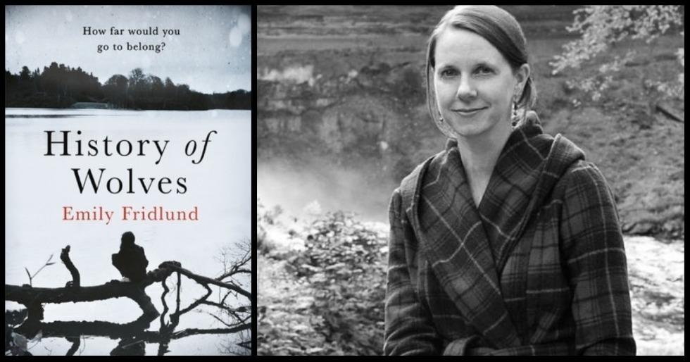 History of Wolvesby Emily Fridlund (Weidenfeld Nicolson)