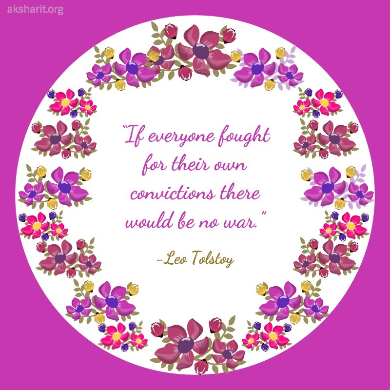 Leo Tolstoy top ten quotes 9