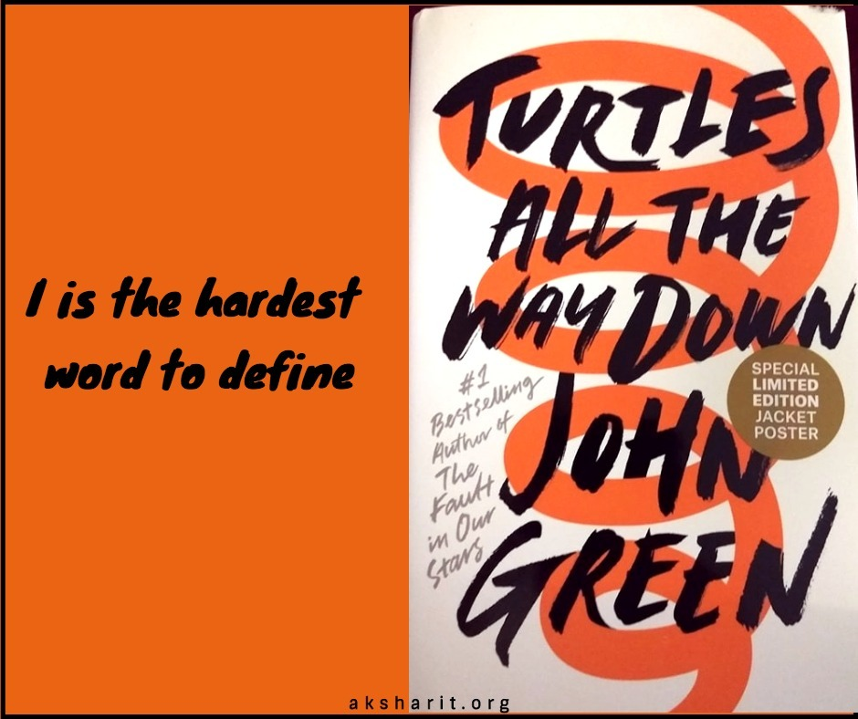 7 Turtles all the way down by John Green Quotes