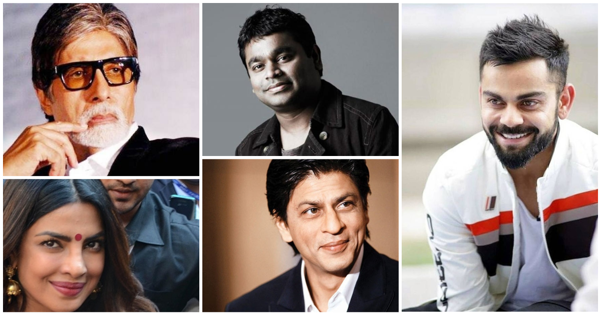 Actors Who Are The Top Brand Ambassadors of Indian Tourism