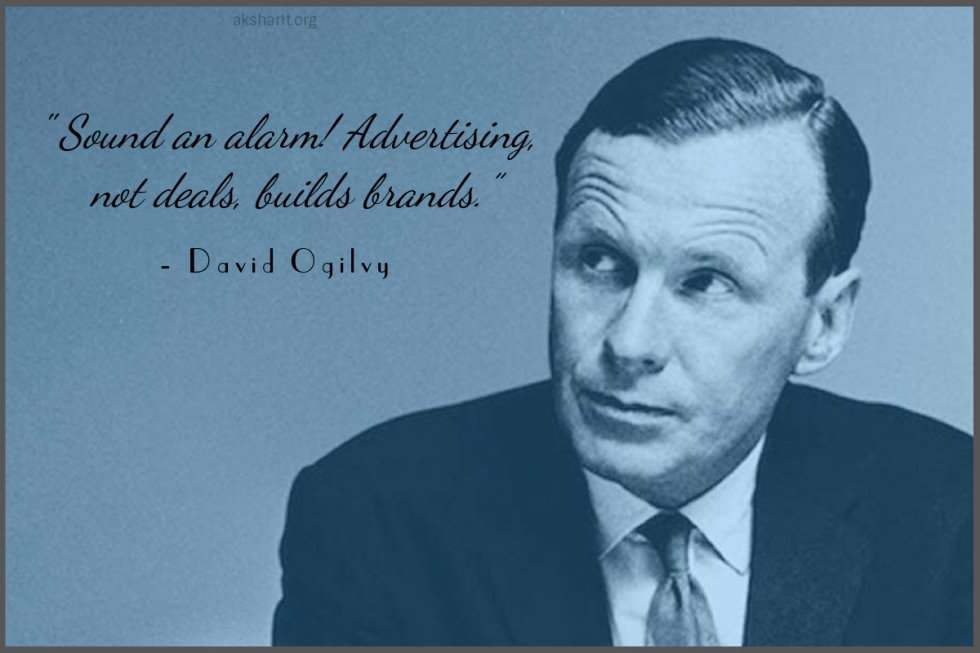 11 David Ogilvy Quotes on Advertising Best Lines Famous Popular Quotes from David Ogilvy