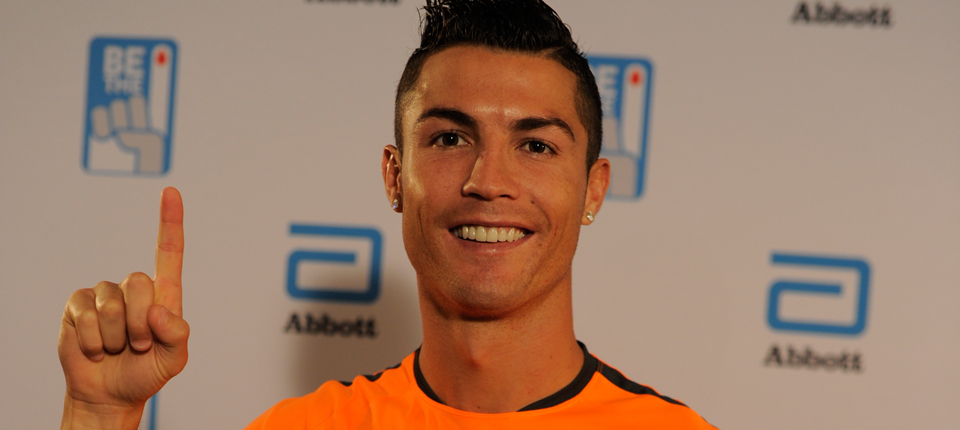 Abbott CR7 Brands Endorsed By Cristiano Ronaldo Endorsements Sponsors