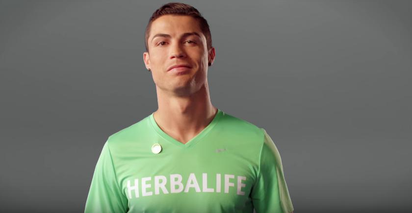 Herbalife CR7 Brands Endorsed By Cristiano Ronaldo Endorsements Sponsors