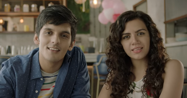 Nykaa Ad Film Actors Valentines Day Film.png