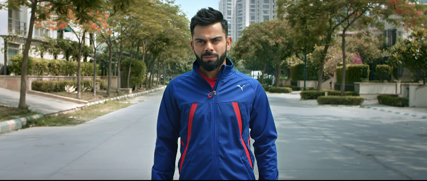 Puma Virat Kohli Indian Cricket Captain Brand Endorsements List Brand Ambassador Endorses
