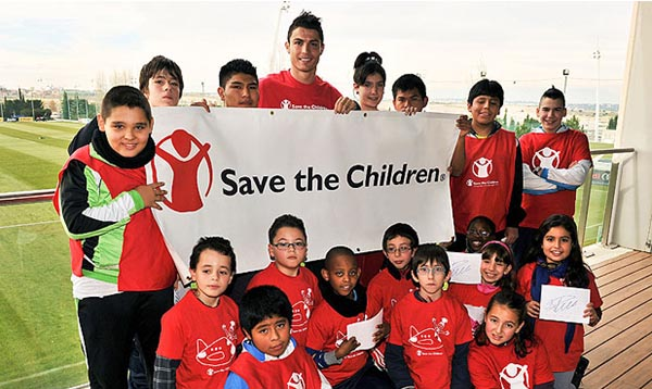Save The Children CR7 Brands Endorsed By Cristiano Ronaldo Endorsements Sponsors